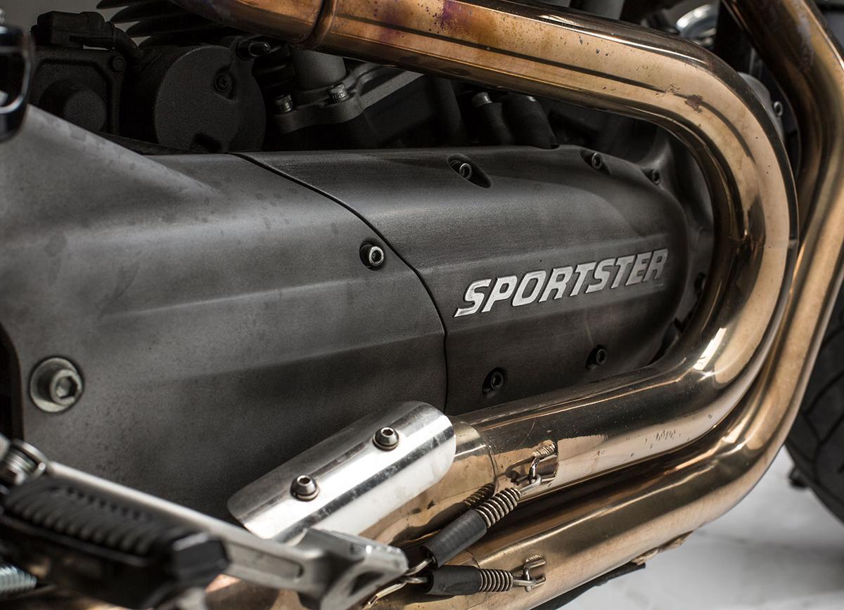 Harley davidson xr1200 por cafe racer dreams eolo motor co for Harley davidson motor co