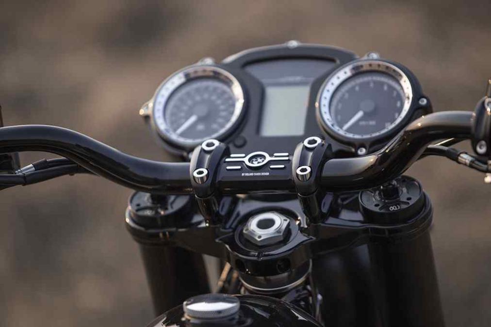 Bmw R Ninet Classic Por Roland Sands Eolo Motor Co