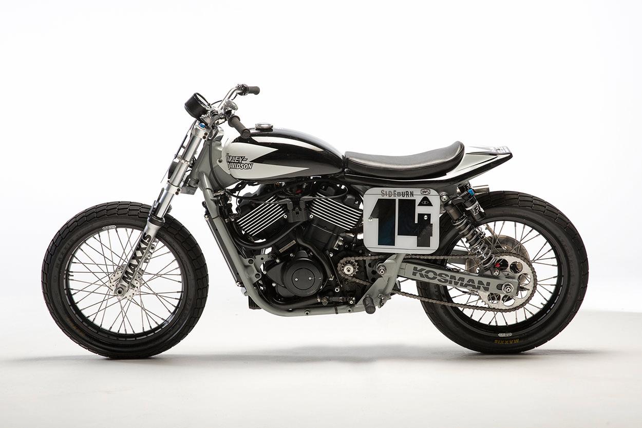 Harley Davidson: Harley Davidson Street 750 Flat Tracker Por See See
